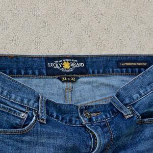 Men's Lucky Brand Skinny Jeans 31 x 32